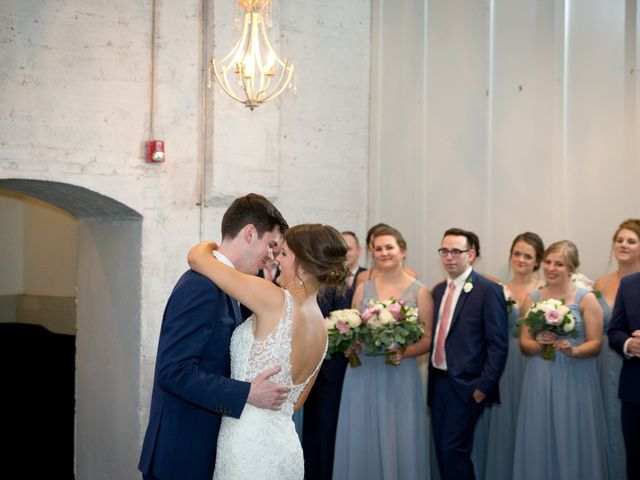 Eric and Leah's Wedding in Greenville, South Carolina 9