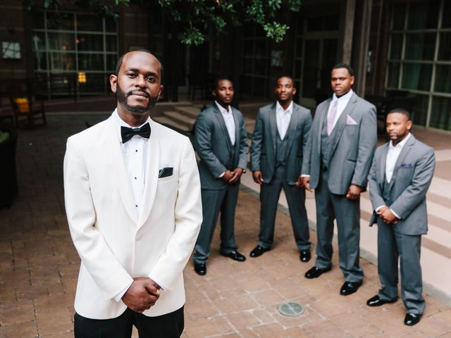 Ron and Shay's Wedding in Charlotte, North Carolina 9