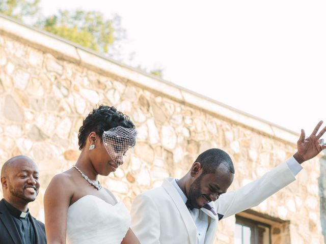 Ron and Shay's Wedding in Charlotte, North Carolina 16