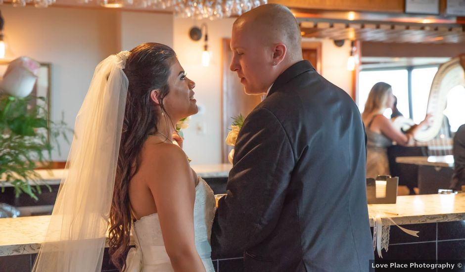 James and Monica's Wedding in Verona, Pennsylvania