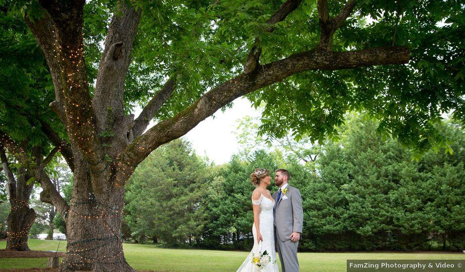 Sam and Courtney's Wedding in Gilbert, South Carolina