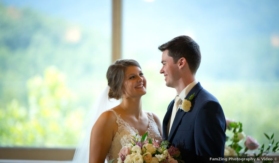 Eric and Leah's Wedding in Greenville, South Carolina
