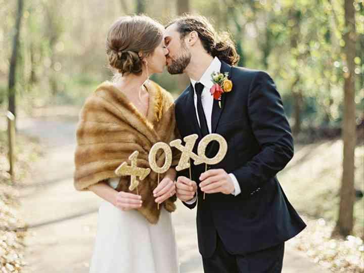 The wedding of Michael and Lauren