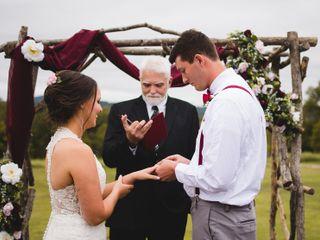 Zach and Kaia's Wedding in Elkins, Arkansas 3