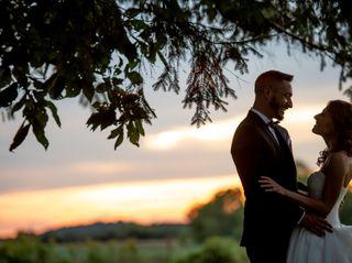 The wedding of Jamie and Megan