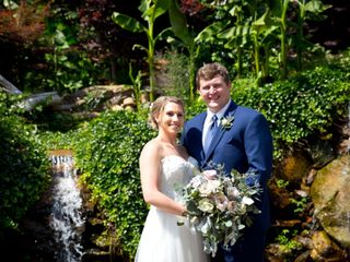 Brandon and Lindsay's Wedding in Greenville, South Carolina 3