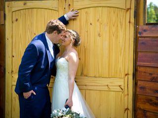 The wedding of Lindsay and Brandon 3