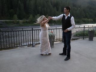The wedding of Thailene and Boone