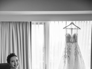 The wedding of Yixin and Bruce 2