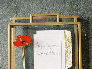 The wedding of Michael and Lauren 2