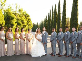Jessica and David's Wedding in San Diego, California 9