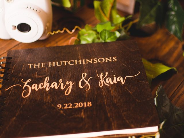 Zach and Kaia's Wedding in Elkins, Arkansas 1