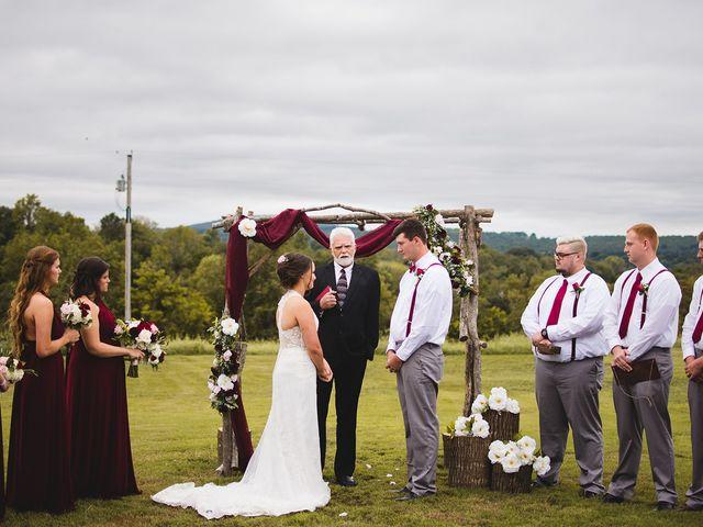 Zach and Kaia's Wedding in Elkins, Arkansas 2