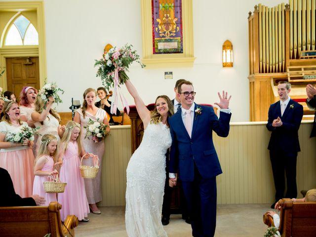 Benjamin and Molly's Wedding in Salt Lake City, Utah 8