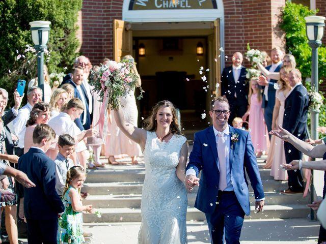 Benjamin and Molly's Wedding in Salt Lake City, Utah 9