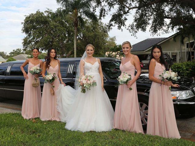 Noel and Rachel's Wedding in Bonita Springs, Florida 6