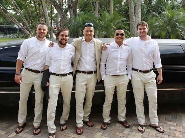 Noel and Rachel's Wedding in Bonita Springs, Florida 7