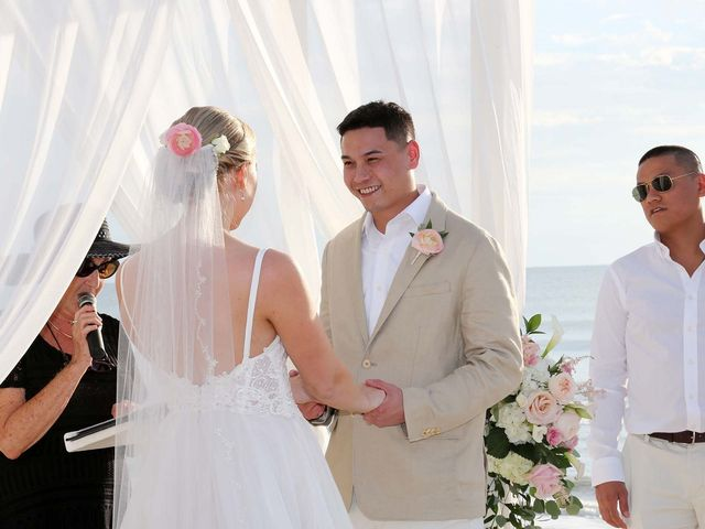 Noel and Rachel's Wedding in Bonita Springs, Florida 11