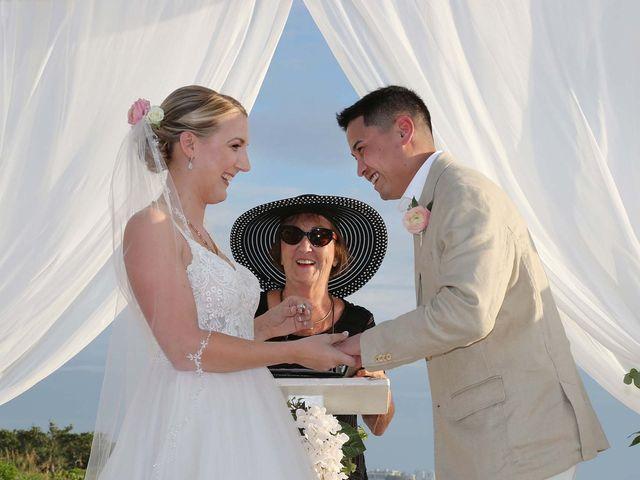 Noel and Rachel's Wedding in Bonita Springs, Florida 14