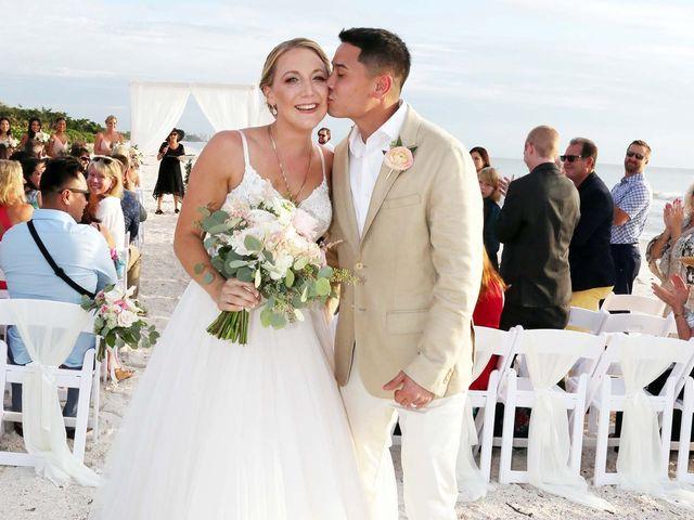 Noel and Rachel's Wedding in Bonita Springs, Florida 15