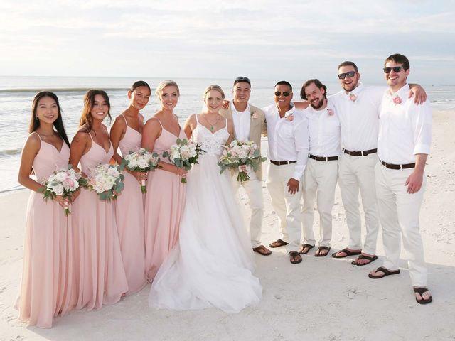 Noel and Rachel's Wedding in Bonita Springs, Florida 16