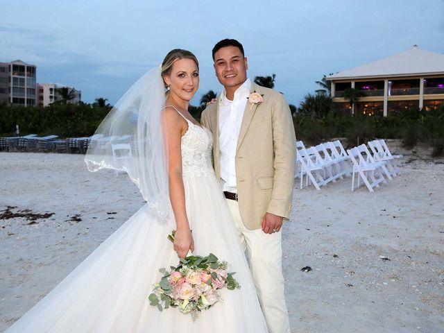 Noel and Rachel's Wedding in Bonita Springs, Florida 28
