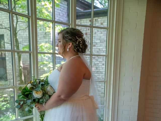 Phillip and Megan's Wedding in Butler, Pennsylvania 7