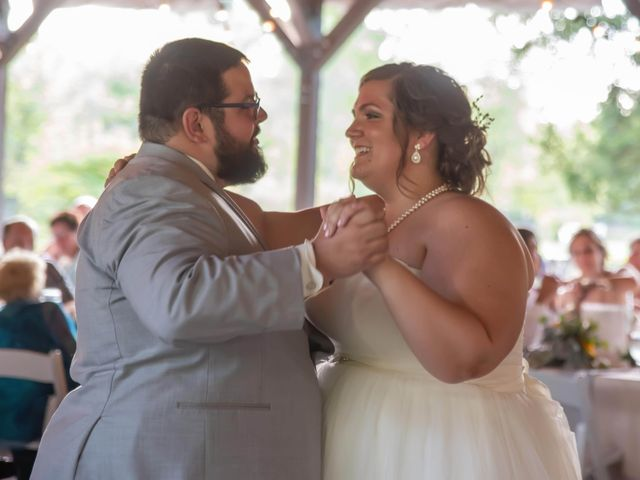 Phillip and Megan's Wedding in Butler, Pennsylvania 34