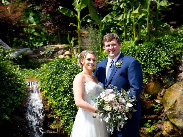Brandon and Lindsay's Wedding in Greenville, South Carolina 3