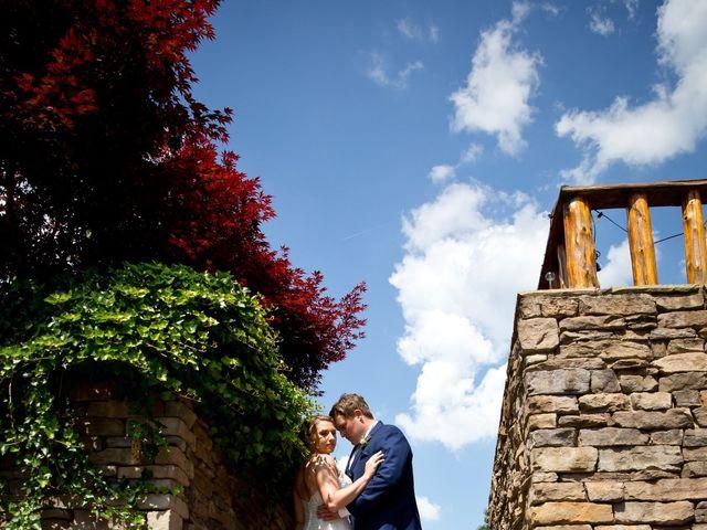 Brandon and Lindsay's Wedding in Greenville, South Carolina 4