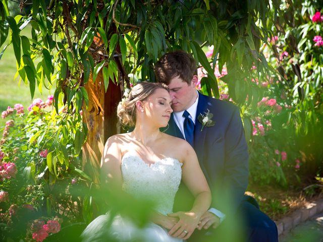 Brandon and Lindsay's Wedding in Greenville, South Carolina 5
