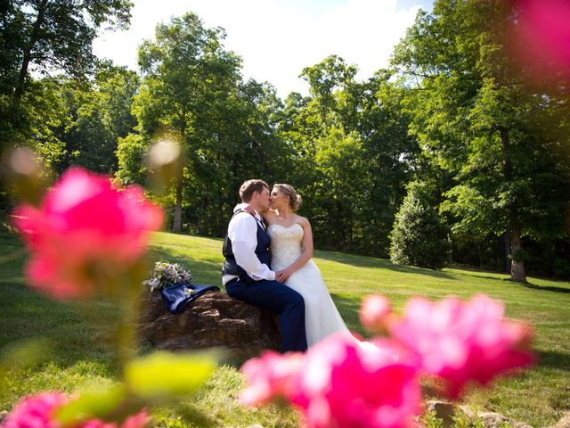 Brandon and Lindsay's Wedding in Greenville, South Carolina 2
