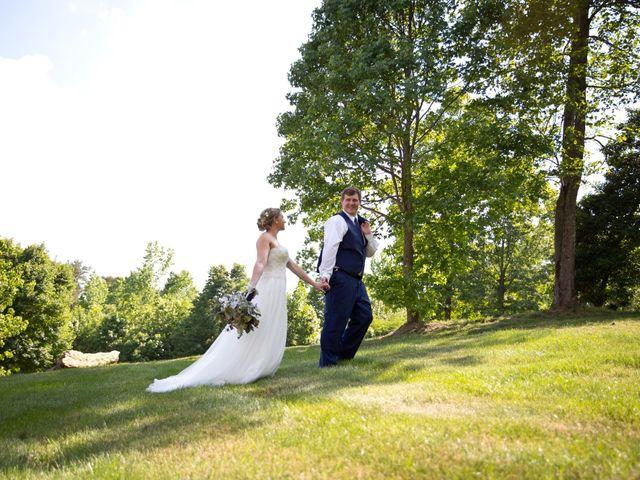 Brandon and Lindsay's Wedding in Greenville, South Carolina 6