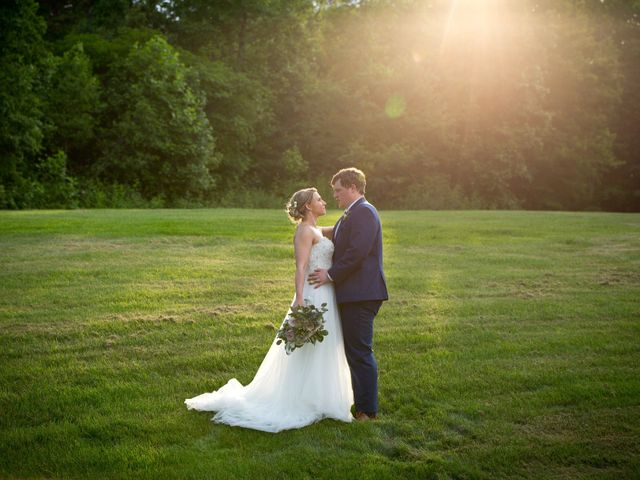 Brandon and Lindsay's Wedding in Greenville, South Carolina 7