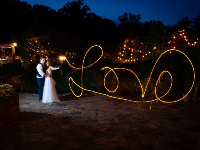 Brandon and Lindsay's Wedding in Greenville, South Carolina 8