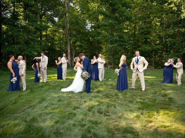 Brandon and Lindsay's Wedding in Greenville, South Carolina 13