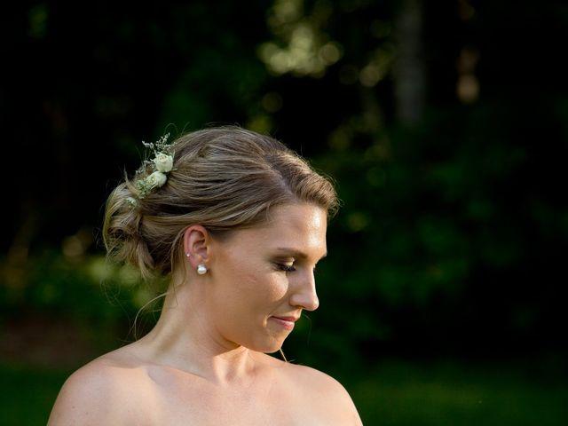 Brandon and Lindsay's Wedding in Greenville, South Carolina 14
