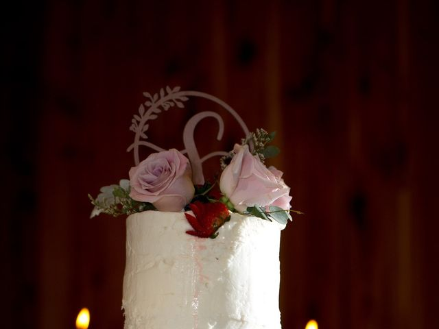Brandon and Lindsay's Wedding in Greenville, South Carolina 16