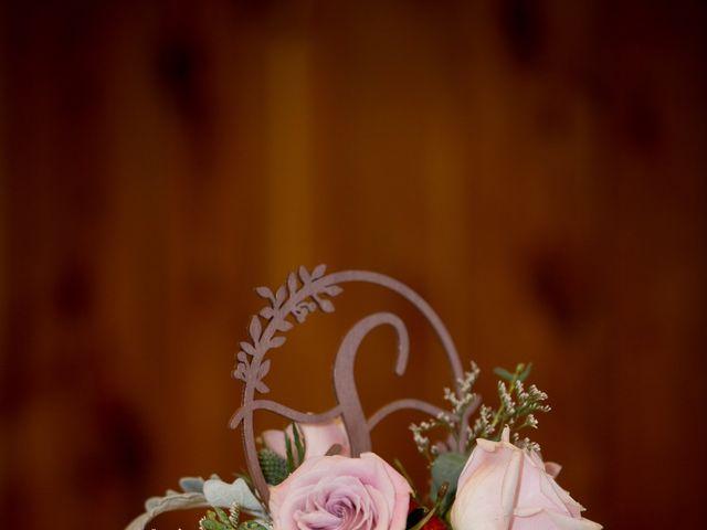 Brandon and Lindsay's Wedding in Greenville, South Carolina 18