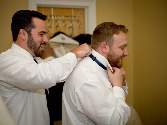 Brandon and Lindsay's Wedding in Greenville, South Carolina 23