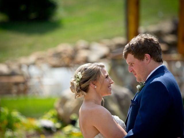 Brandon and Lindsay's Wedding in Greenville, South Carolina 24