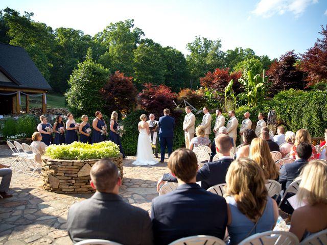 Brandon and Lindsay's Wedding in Greenville, South Carolina 25