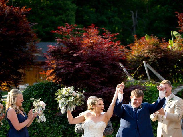 Brandon and Lindsay's Wedding in Greenville, South Carolina 28