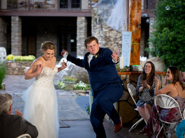Brandon and Lindsay's Wedding in Greenville, South Carolina 29