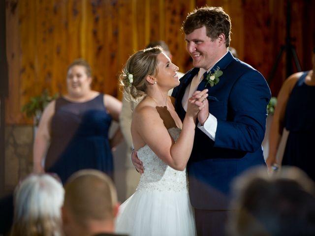 Brandon and Lindsay's Wedding in Greenville, South Carolina 30