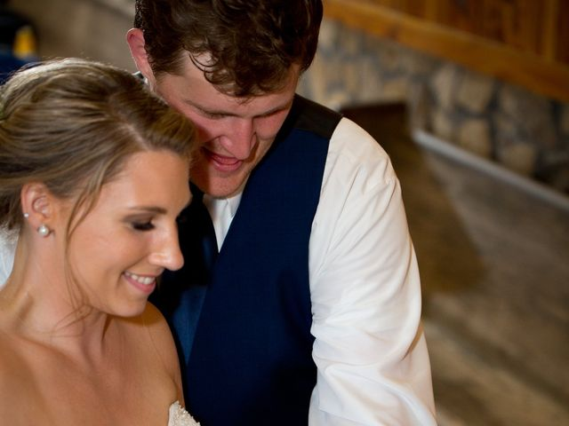 Brandon and Lindsay's Wedding in Greenville, South Carolina 31