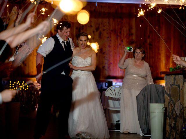 Brandon and Lindsay's Wedding in Greenville, South Carolina 32