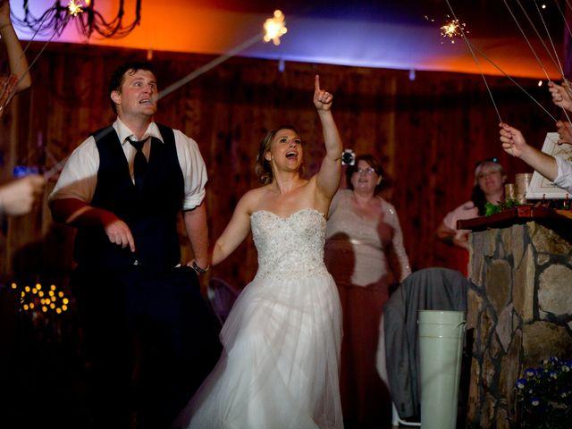 Brandon and Lindsay's Wedding in Greenville, South Carolina 33