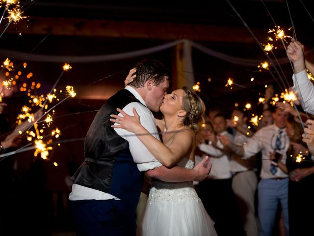 Brandon and Lindsay's Wedding in Greenville, South Carolina 34