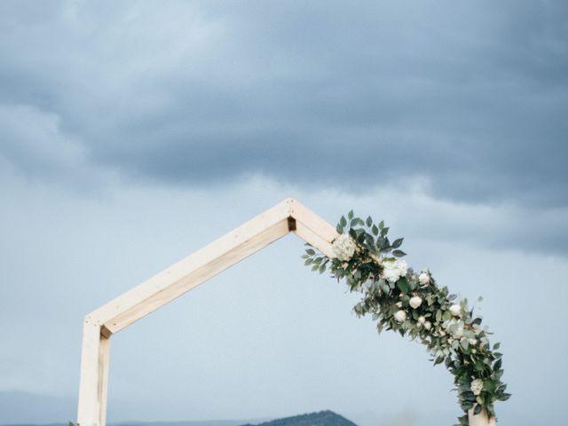 Tighe and Casey's Wedding in Beulah, Colorado 4
